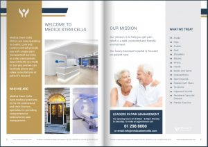 Medica Stem Cells Brochure