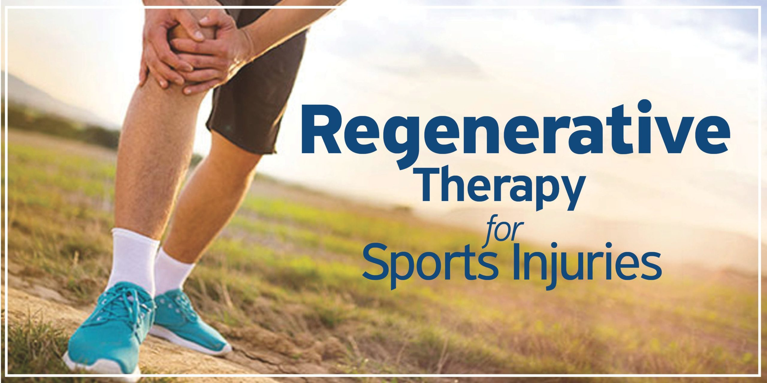 Sports Injuries Treatment at Medica Stem Cells